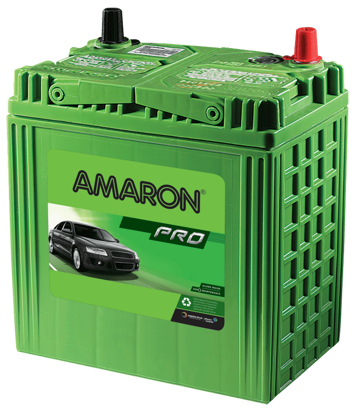 Picture of Amaron Battery - DIN 100