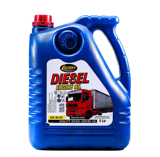 Picture of LACHEKA Diesel SAE 40-2 X 5 LTR