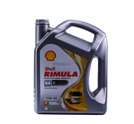 Picture of SHELL Rimula R4  X 15W 40-3 X 5 LTR