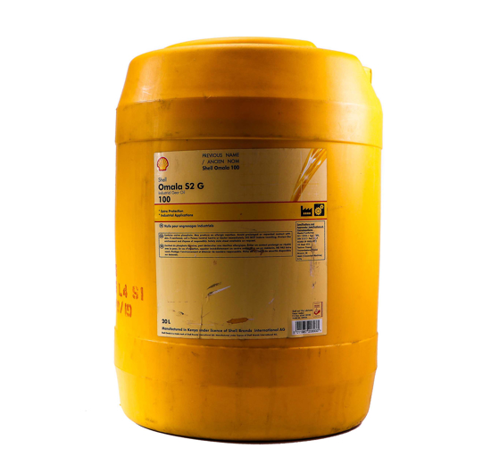 Picture of SHELL Omala S2 G 100-20 LTR