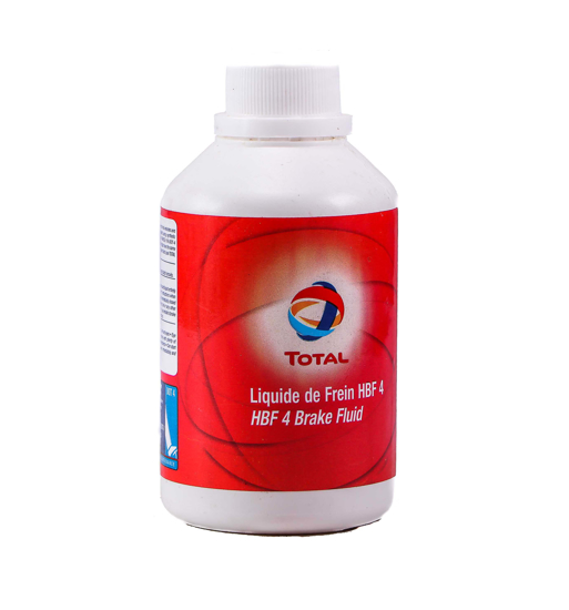 Picture of TOTAL Brake Fluid Dot 4-36 X 250 ML